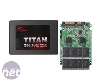 G.Skill Titan 256GB SSD