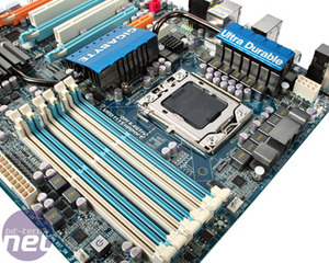 Gigabyte GA-EX58-UD4P and DS4 mobos Board Layouts Continued