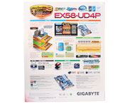 Gigabyte GA-EX58-UD4P and DS4 mobos Gigabyte GA-EX58-UD4P and DS4 motherboards