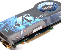 HIS ATI Radeon HD 4870 1GB IceQ4+ Turbo