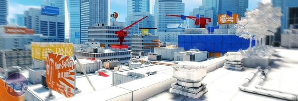 Mirror's Edge PC Mirror's Edge PC Review