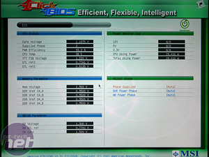 MSI Click BIOS - Evaluating UEFI Consumer UEFI is here from MSI