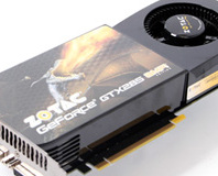 Nvidia (Zotac) GeForce GTX 285 1GB