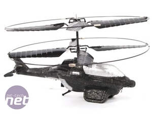 On Our Desk - 15 On Our Desk - Bladerunner Black Ghost Helicopter