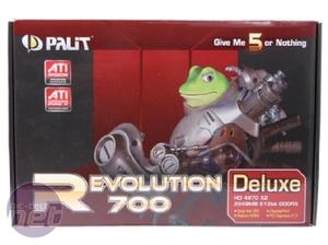 Palit Revolution 700 (Radeon HD 4870 X2) Palit Revolution 700 Deluxe