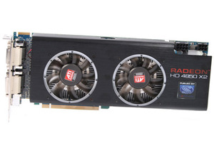 Sapphire ATI Radeon HD 4850 X2 2GB Test Setup