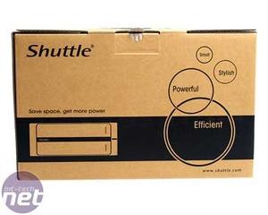 Shuttle X27-D Atom dual-core barebones SFF Shuttle X27-D Atom dual-core barebones