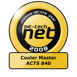 The bit-tech Hardware Awards 2008 Best PC Chassis & Cooling Product
