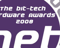 The bit-tech Hardware Awards 2008
