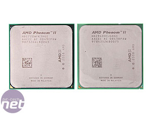 AMD Phenom II 810, 805, 720 & 710 AM3 CPUs