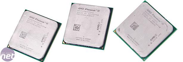 AMD Phenom II 810, 805, 720 & 710 AM3 CPUs Test Setup