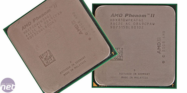 AMD Phenom II 810, 805, 720 & 710 AM3 CPUs Value and Conclusions