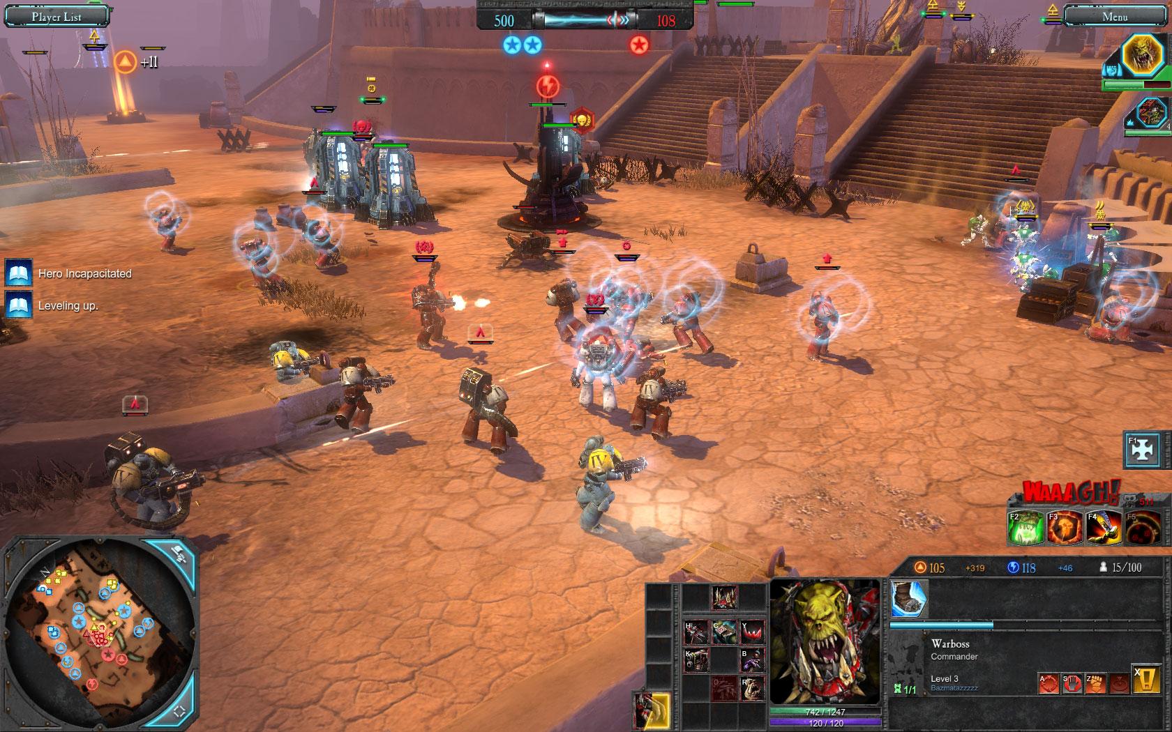 Warhammer 40K: Dawn of War II   bit-tech.net