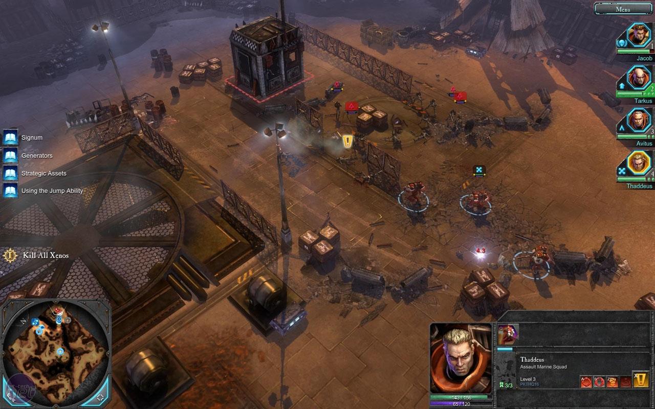 Warhammer 40K: Dawn of War II   bit-tech net