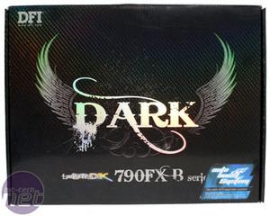 DFI LANParty DK 790FX-B M2RSH DFI LANParty DK 790FX-B