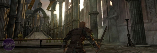 Dragon Age: Origins Hands-on Preview Dragon Age: Origins Preview - NPCs and Spells