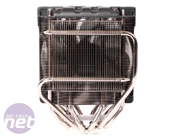 LGA 1366 CPU Cooler Group Test Cooler Master V8