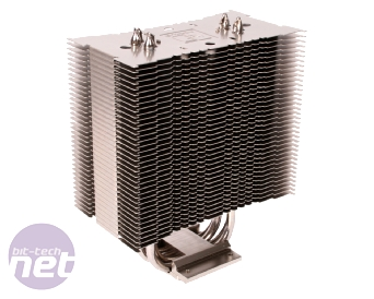 LGA 1366 CPU Cooler Group Test Noctua NH-U12P 1366 Special Edition