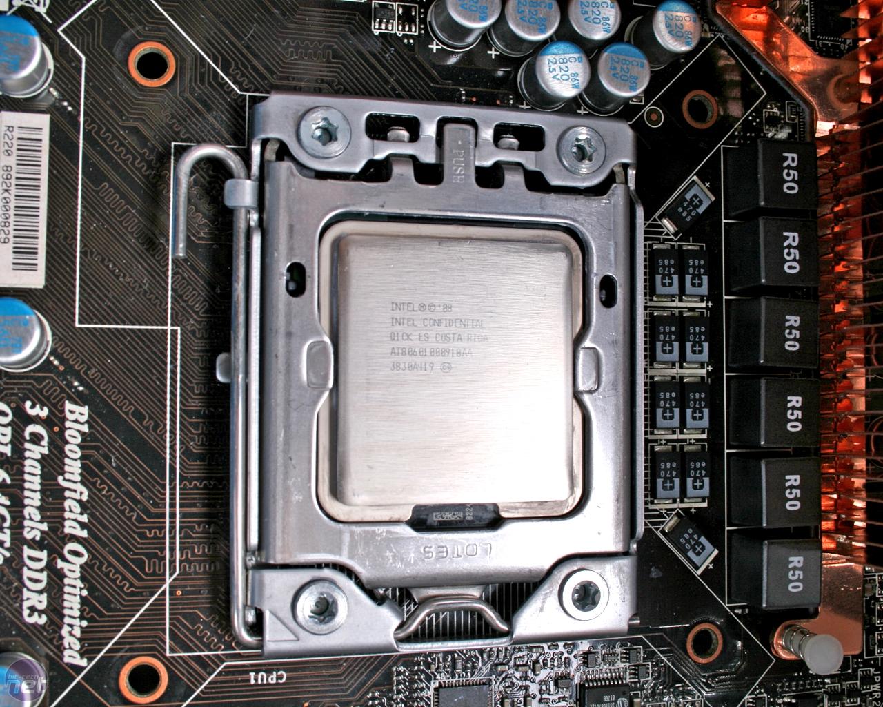 Gigabyte G1. Sniper Intel Core i7 LGA 1366 X58 Motherboard