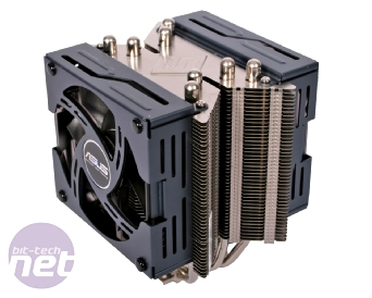 LGA 1366 CPU Cooler Group Test Asus Triton 81