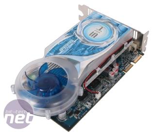 HIS ATI Radeon HD 4670 IceQ Test Setup