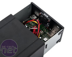 Icy Box IB-NAS4220-B Network Storage Building the IB-NAS4220-B