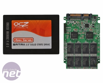 OCZ Apex 120GB SSD
