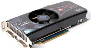 Sapphire ATI Radeon HD 4870 1GB Toxic graphics card