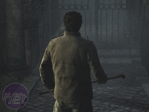 Silent Hill Homecoming PC Silent Hill Homecoming PC - Graphics