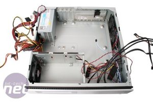 Antec MicroFusion Remote 350 Building and Use