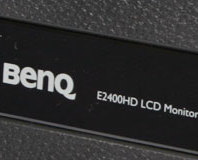 "BenQ E2400HD - 24"" Full HD Monitor"