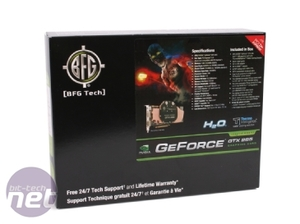 BFG Tech GeForce GTX 285 H2O BFG GeForce GTX 285 H2O