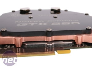 BFG Tech GeForce GTX 285 H2O Test setup