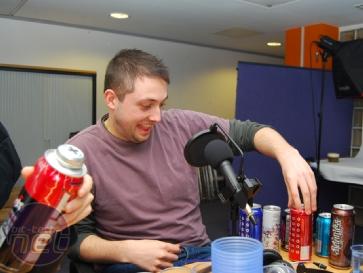 Energy Drink Roundup Jolt CX2 Cola