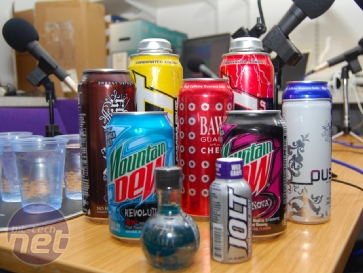 Energy Drink Roundup Introduction to Energy Drinks