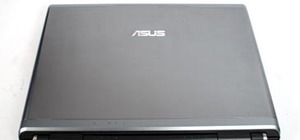 First Look: Asus W90 Dual HD 4870 Notebook Early Look: Asus W90 Dual Radeon HD 4870 Notebook