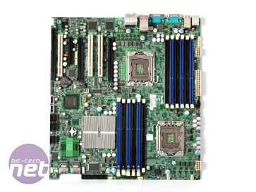 Intel Xeon W5580: Nehalem EP Dual-socket LGA1366 motherboards