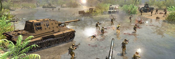 Men of War Men of War - Gameplay