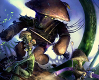 Mushroom Men: The Spore Wars