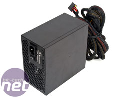 Seasonic M12D SS-850W PSU Part Modular, Mostly Black
