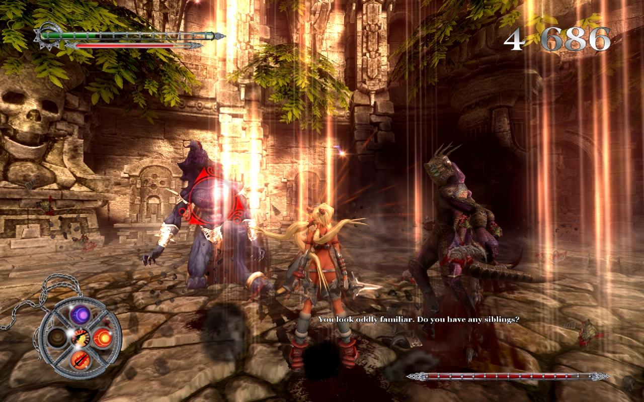 X Blades Ayumi X-Blades | bit-...