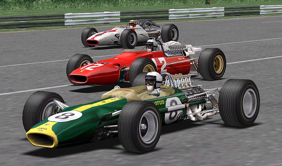Legends Race Car Lightweight Wheels