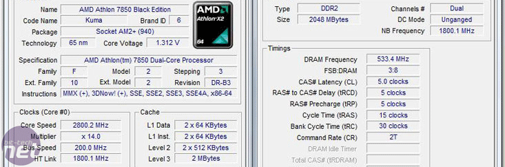 AMD Athlon X2 7850 Black Edition CPU