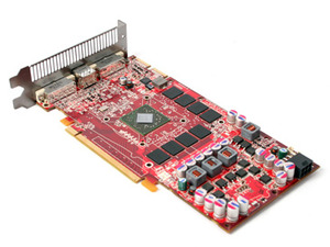 AMD ATI Radeon HD 4770 512MB RV740 - first to 40nm