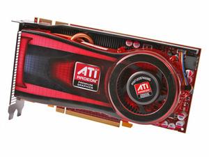 AMD ATI Radeon HD 4770 512MB