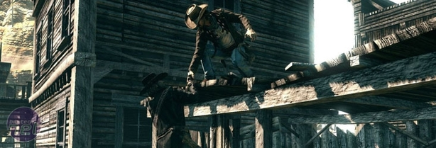 *Call of Juarez: Bound in Blood Preview Call of Juarez: Bound in Blood Impressions