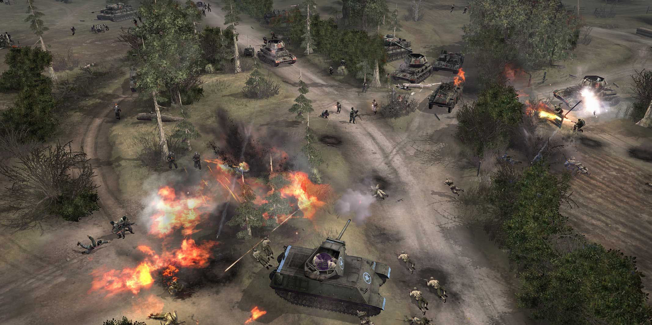 Company Of Heroes Tales Of Valour crack - картинка 4
