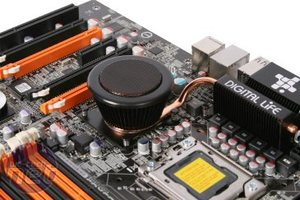 Foxconn Renaissance Features, Layout and Rear I/O