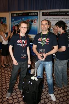 Gigabyte's Open Overclocking Championship  Gigabyte's Open Overclocking Championship