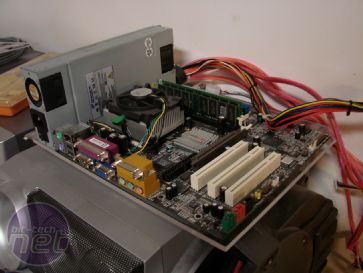 HTPC Mod by Sleepstreamer Building Stage One Continued